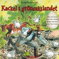 Pettson och Findus - Kackel i grönsakslandet - Sven Nordqvist