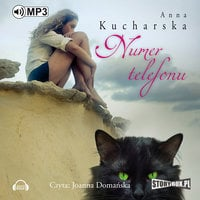 Numer telefonu - Anna Kucharska