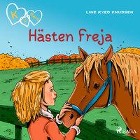 Hästen Freja - Line Kyed Knudsen