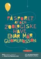 På sporet af den zoologiske have - Einar Már Guðmundsson