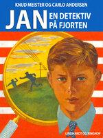 En detektiv på fjorten - Knud Meister,Carlo Andersen