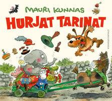 Hurjat tarinat - Mauri Kunnas