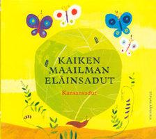 Kaiken maailman eläinsadut - Katriina Kauppila