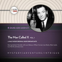 The Man Called X, Vol. 1 - Hollywood 360