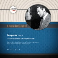 Suspense, Vol. 3 - Hollywood 360,CBS Radio