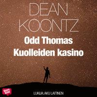 Kuolleiden kasino - Dean Koontz