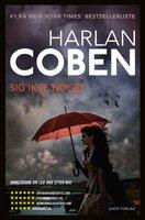 Sig ikke noget - Harlan Coben