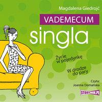 Vademecum singla - Magdalena Giedrojć