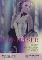FRISTELSER - Sex små fortællinger for voksne - Camille Bech