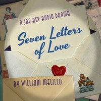 Seven Letters of Love - William Melillo