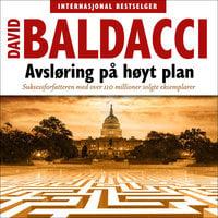 Avsløring på høyt plan - David Baldacci
