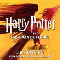 Harry Potter en de Orde van de Feniks - J.K. Rowling