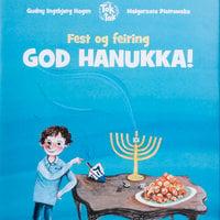 God hanukka! - Gudny Ingebjørg Hagen