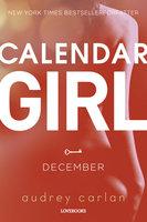 Calendar Girl: December - Audrey Carlan