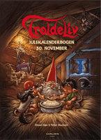 Troldeliv - Julekalenderbogen: 30. november - Sissel Bøe