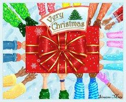 Very Christmas - Simone Mets