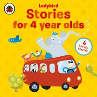 Stories for Four-year-olds - Nigel Pilkington