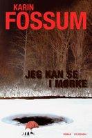 Jeg kan se i mørke - Karin Fossum