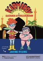 Karmaboy - Sultanen af Dillermann - Jacob Riising