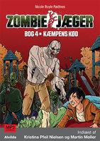 Zombie-jæger 4: Kæmpens kød - Nicole Boyle Rødtnes