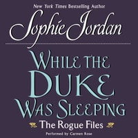 While the Duke Was Sleeping - Sophie Jordan