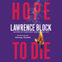 Hope to Die - Lawrence Block