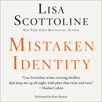 Mistaken Identity - Lisa Scottoline