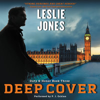 Deep Cover - Leslie Jones