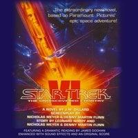 STAR TREK VI: THE UNDISCOVERED COUNTRY - J.M. Dillard