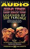 Legends of the Ferengi - Robert Hewitt Wolfe,Ira Steven Behr
