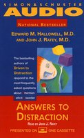 Answers to Distraction - John J. Ratey,Edward M. Hallowell