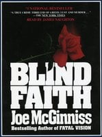 Blind Faith - Joe McGinniss