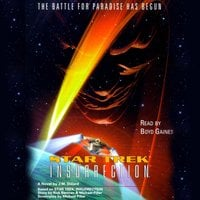 Star Trek: Insurrection - J.M. Dillard