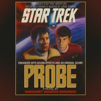 STAR TREK: PROBE - Margaret wander Bonnanno