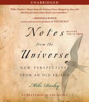 Notes from the Universe: New Perspectives from an Old Friend - Mike Dooley