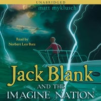 Jack Blank and the Imagine Nation - Matt Myklusch