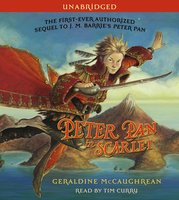 Peter Pan in Scarlet - Geraldine McCaughrean