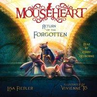 Return of the Forgotten - Lisa Fiedler