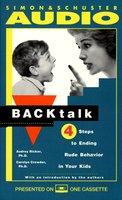 Backtalk - Carolyn Crowder, Audrey Ricker