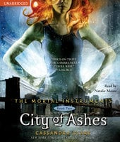 City of Ashes - Cassandra Clare