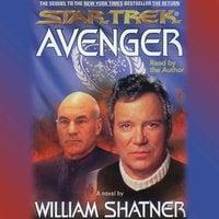 Star Trek: Avenger - William Shatner