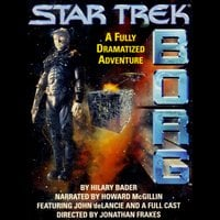 Star Trek Borg: Experience the Collective - Hillary Bader