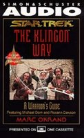 The Klingon Way: A Warrior's Guide - Marc Okrand