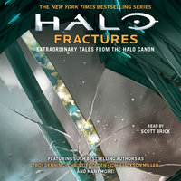 Halo: Fractures - James Swallow, Christie Golden, Tobias S. Buckell, Matt Forbeck, Kelly Gay, Troy Denning, Frank O'Connor, John Jackson Miller, Joseph Staten, Brian Reed, Morgan Lockhart, Kevin Grace