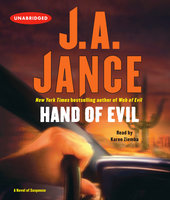 Hand of Evil - J.A. Jance