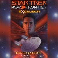 Star Trek: New Frontier: Excalibur #3: Restoration - Peter David