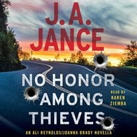 No Honor Among Thieves - J.A. Jance