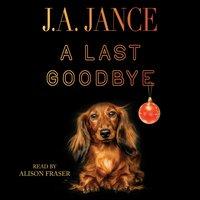 A Last Goodbye - Jance J.A., J.A. Jance