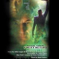 Star Trek: Nemesis Movie-tie In - J.M. Dillard