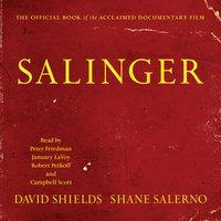 Salinger - David Shields,Shane Salerno